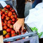 Zapoznanie się z materiałami o ofertach sklepów spożywczych