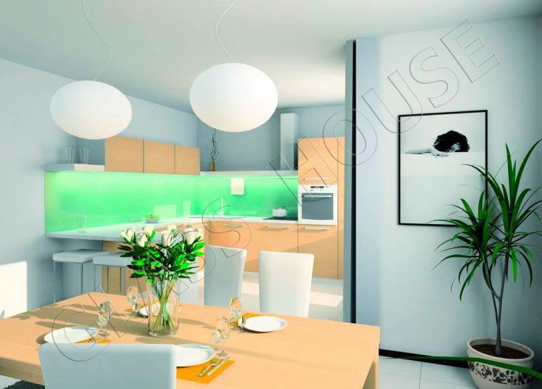 Nowoczesne balustrady szklane oraz panele do kuchni i łazienek
