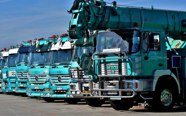 Samochody dostawcze i ciężarowe DAF